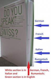 do you speak swiss