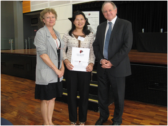 2011 HDR Excellence Award for Yang Hongyan