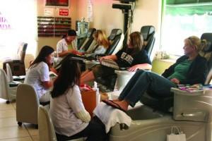 The sociolinguistics of nail care - Language on the Move