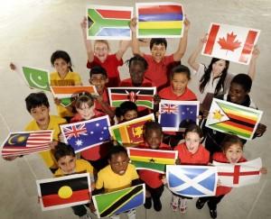 Should multiculturalism be seen but not heard? (Source: det.wa.edu.au)