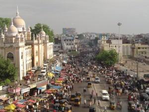 Multilingual Hyderabad (Source: Wikimedia)