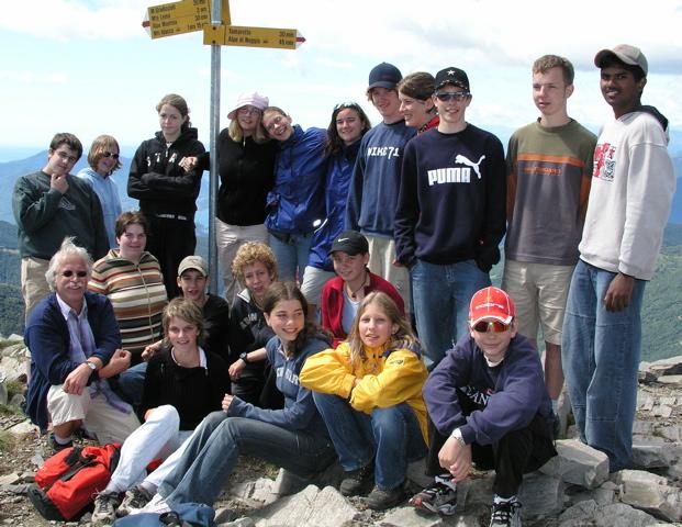 Bilingual students at the crossroads