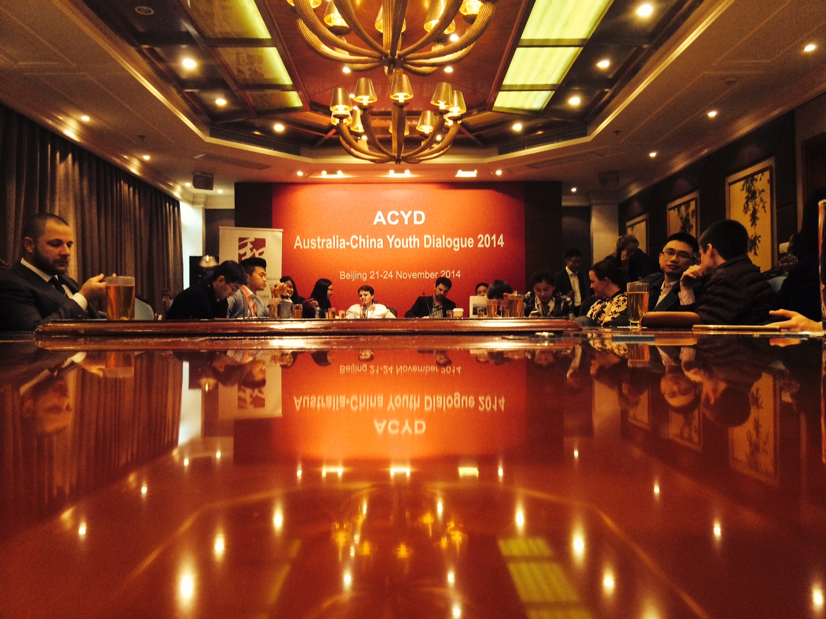The long conversation: Australia and China