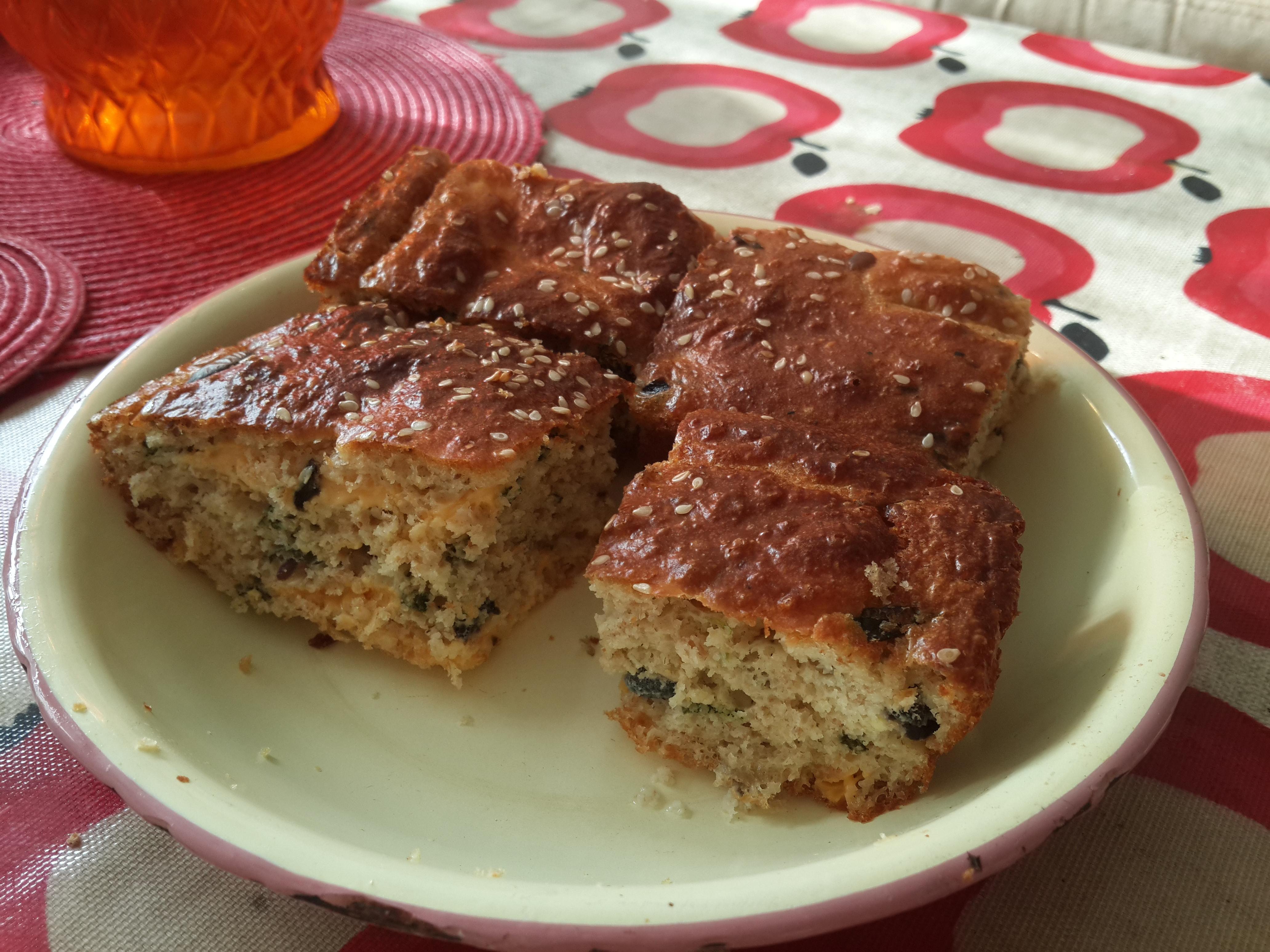 arabic-herb-bread