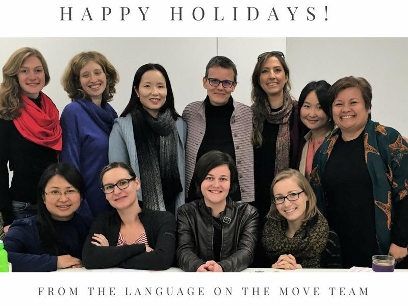 Language on the Move 2016