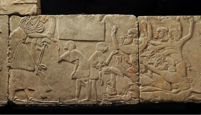 The interpreting profession in Ancient Egypt